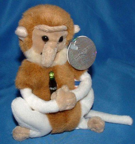 (Coca Cola Neppy the Proboscis Monkey Thailand #0254)