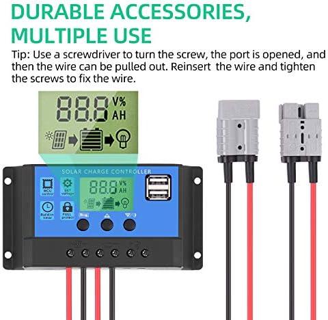 1X 3 en 1 Solaire Rechargeable USB S//n DEL Camping Lanterne, de charge pour Devi H5T4