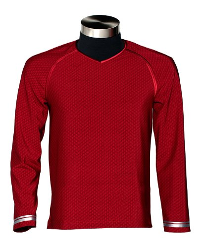 Anovos Star Trek Costumes (Star Trek The Movie Ship's Services Tunic Replica Uniform, Medium)