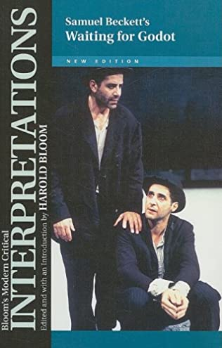 book cover of Waiting for Godot