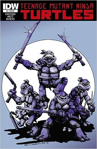 Teenage Mutant Ninja Turtles #2 the Jetpack Comics Exclusive ...