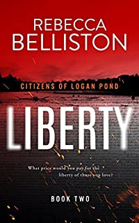 Liberty by Rebecca Belliston ebook deal