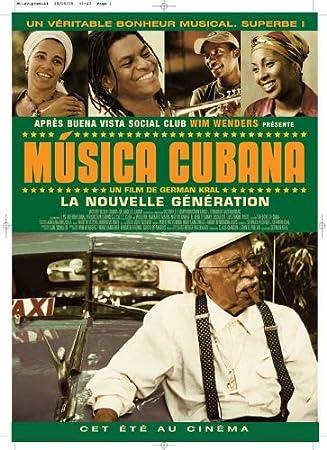 Amazon.com: Música cubana Movie Poster (27 x 40 Inches ...