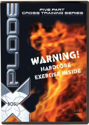 Bosu Xplode Cross Training DVD Series by Bosu