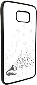 Musical instrument Printed Case forGalaxy S7 Edge