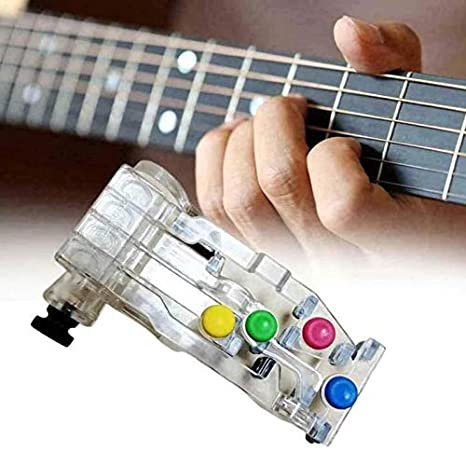 MJNDHB Guitarra Ayuda Guitarra clásica Chordbuddy Enseñanza ...