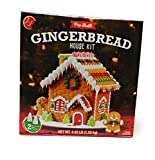 Pre Built Gingerbread House Kit, Everything you need to create Holiday memories