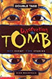 Front cover for the book Tutankhamun's Tomb (Double Take) by Alan MacDonald
