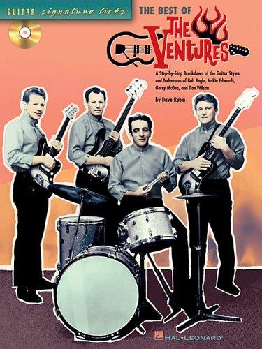 Download The Best of The Ventures - Guitar Signature Licks pdf epub