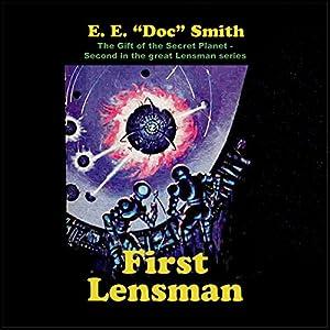 First Lensman Audiobook