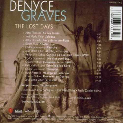 The Lost Days: Music in the Latin Style