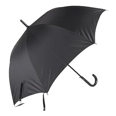 free shipping Shinobiya Traditional Japanese Umbrella Windproof Black
