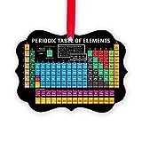 CafePress - Periodic Table Ornament - Christmas Ornament, Decorative Tree Ornament