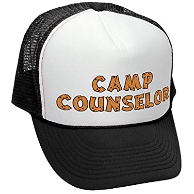 Camp Counselor - Nature Wilderness Guide Tourist - Unisex Adult Trucker Cap Hat
