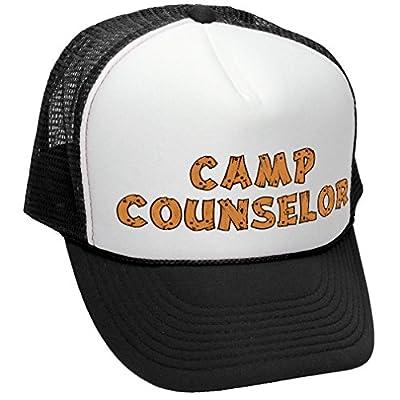 Camp Counselor - Nature Wilderness Guide Tourist - Unisex Adult Trucker Cap Hat
