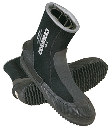 Camaro Classic Diving Boot, Black, 46/47 by Camaro