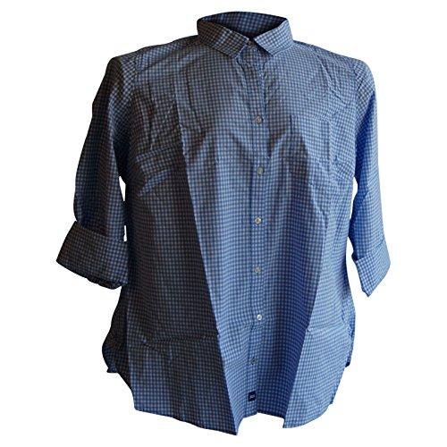 jc-penney-plaid-button-down-shirt
