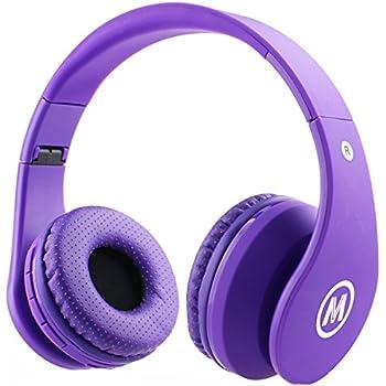 Amazon.com: BestGot Headphones with Microphone for Girls
