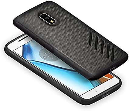 Orzly® Grip-Pro Case para Moto G4 & G4 Plus Smartphone (2016 ...