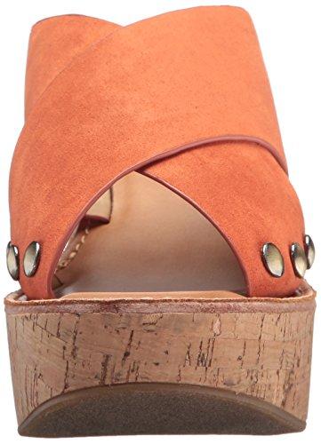 Chinese Zeppa Oahu Moscata Camoscio Laundry Donne Delle Sandali Noce Con gSH6qnH8X