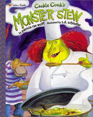 Cackle Cook's Monster Stew (Family Storytime) -