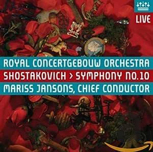 Shostakovitch Sym 10
