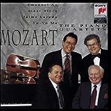 Music : Mozart: Piano Quartets Nos. 1 & 2, K. 478, 493