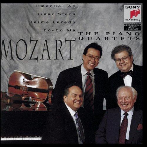 Price comparison product image Mozart: Piano Quartets Nos. 1 & 2, K. 478, 493