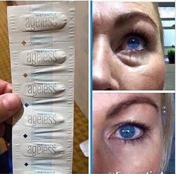 20PCS/lot USA sachet jeunesse instantly ageless argireline eye cream