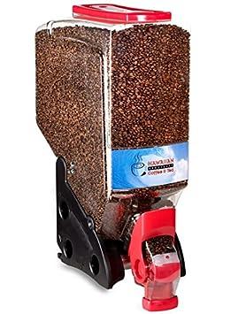 Fixture pantallas 12 gallon dispensador de alimentos, flujo continuo – Red 19520 19520.