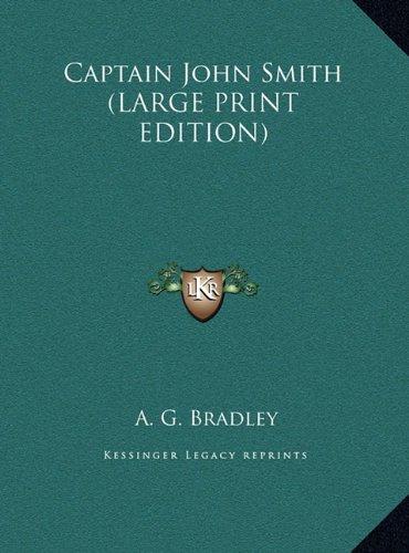 Download Captain John Smith (LARGE PRINT EDITION) pdf epub