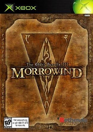 Morrowind: The Elder Scrolls III (Xbox): Amazon co uk: PC