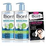 Best Bioré Face Washes - Bioré 2-PACK Baking Soda Pore Cleanser for Combination Review