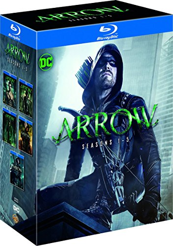 Arrow: Season 1 - 5 [Blu-ray] by