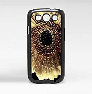 Close up Pretty White Sun Flower Hard Snap on Phone Case (Galaxy s3 III)