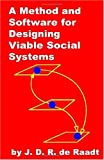 img - for A Method and Software for Designing Viable Social Systems book / textbook / text book
