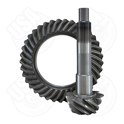 4.56 Ratio Ring (USA Standard Gear ZG T8-456-29 Ring And Pinion Set 4.56 Ratio 29 Spline 8 in. Ring And Pinion Set)