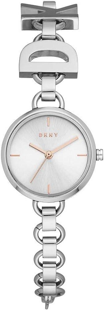 DKNY Soho Reloj de Cuarzo Plata
