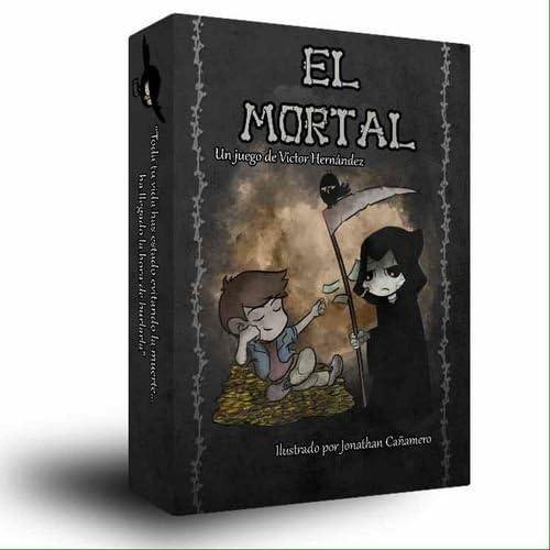Black Box Work El Mortal - Juego de Mesa en Castellano: Amazon.es ...