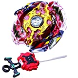 #10: DYT-TOYS Burst Starter BB-86 Legend Spriggan 7 Mr With Bey Launcher LR Two-Way String Launcher Toy