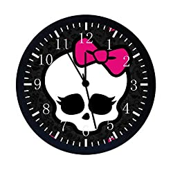 Huge X-large Size 14 Monster High Wall Clock Nice Gift and Room Wall Decor W01
