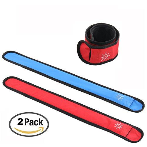 Adywe Reflective Visibility resistant wristband