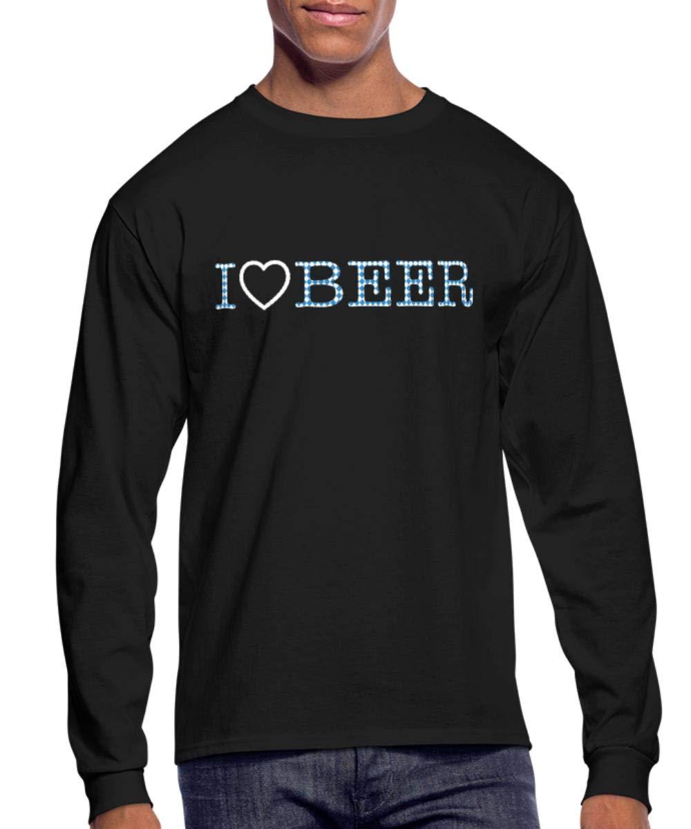 I Love Beer Oktoberfest Bavarian S Tshirt