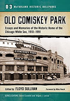 history of comiskey park essay Charles comiskey's white sox, much to his delight, outgrew south side parkhe decided that he wanted a new concrete and steel stadium ground was broken february 10, 1910 and the first game was played there on july 1 of that year.