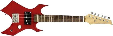 Guitarra eléctrica – rojo 31
