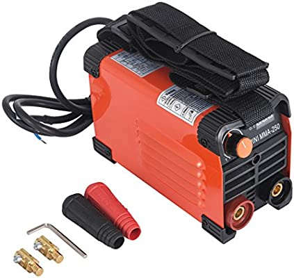 ... Welder 220V ARC Welding Machine ARC-130 Anti-Stick Electric Welder Machine ARC IGBT Digital Display LCD DC Inverter Welder Inverter Welding Machine Mini