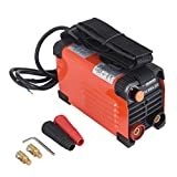 VEVOR 20-130A MMA-250 Welding Machine Handheld ARC Welder 220V Electric Handy Welder IGBT Inverter AC Input Mini PWM controlling system