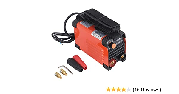 Mophorn 130A ARC Welder 220V ARC Welding Machine ARC-130 Anti-Stick Electric Welder Machine ARC IGBT Digital Display LCD DC Inverter Welder Inverter Welding ...
