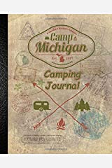 Camp Michigan's Camping Journal Paperback