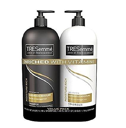 TRESemme Moisture Rich Shampoo & Conditioner Value Pack - 2/40oz